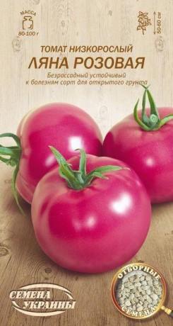 Семена Томата Ляна розовая, 0,1 г, ТМ Семена Украины