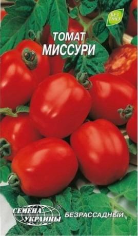 Семена Томата Миссури, 0,2 г, ТМ Семена Украины