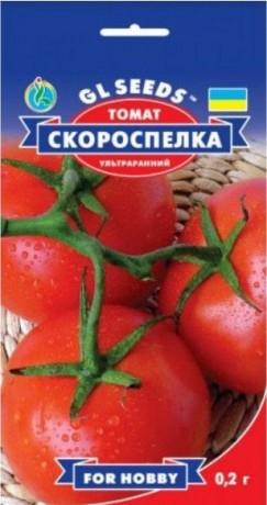 Семена Томата Скороспелка, 0.2 г, ТМ GL Seeds