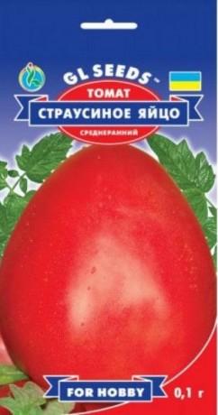 Семена Томата Страусиное Яйцо, 0.1 г, ТМ GL Seeds