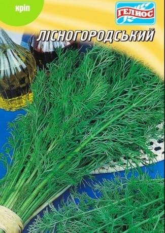 Семена Укропа Лесногородский, 20 г, ТМ Гелиос