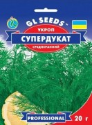 Семена Укропа Супердукат, 20 г, ТМ GL Seeds