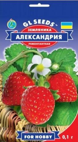 Семена Земляники Александрия, 0.1 г, ТМ GL Seeds
