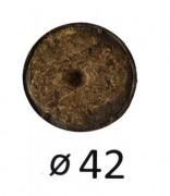 Кокосовая таблетка Ø41мм