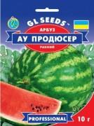 Семена Арбуза Ау Продюссер, 10 г, ТМ GL Seeds