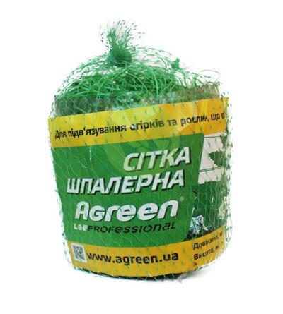 Шпалерная сетка Agreen 1,7 х 10 м