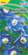 Семена Водосбор Синяя Птица, 25 шт., ТМ Гелиос