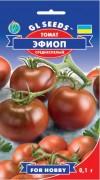 Семена Томата Эфиоп, 0.1 г, ТМ GL Seeds, НОВИНКА