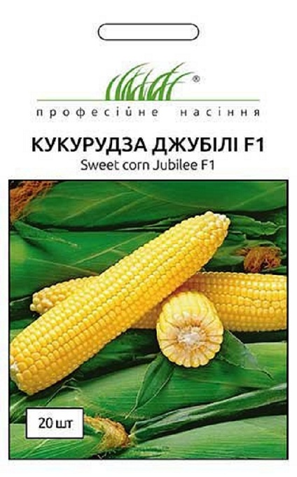 Семена Кукурузы Джубили F1, 20 шт, Syngenta, Голландия, ТМ Професійне насіння
